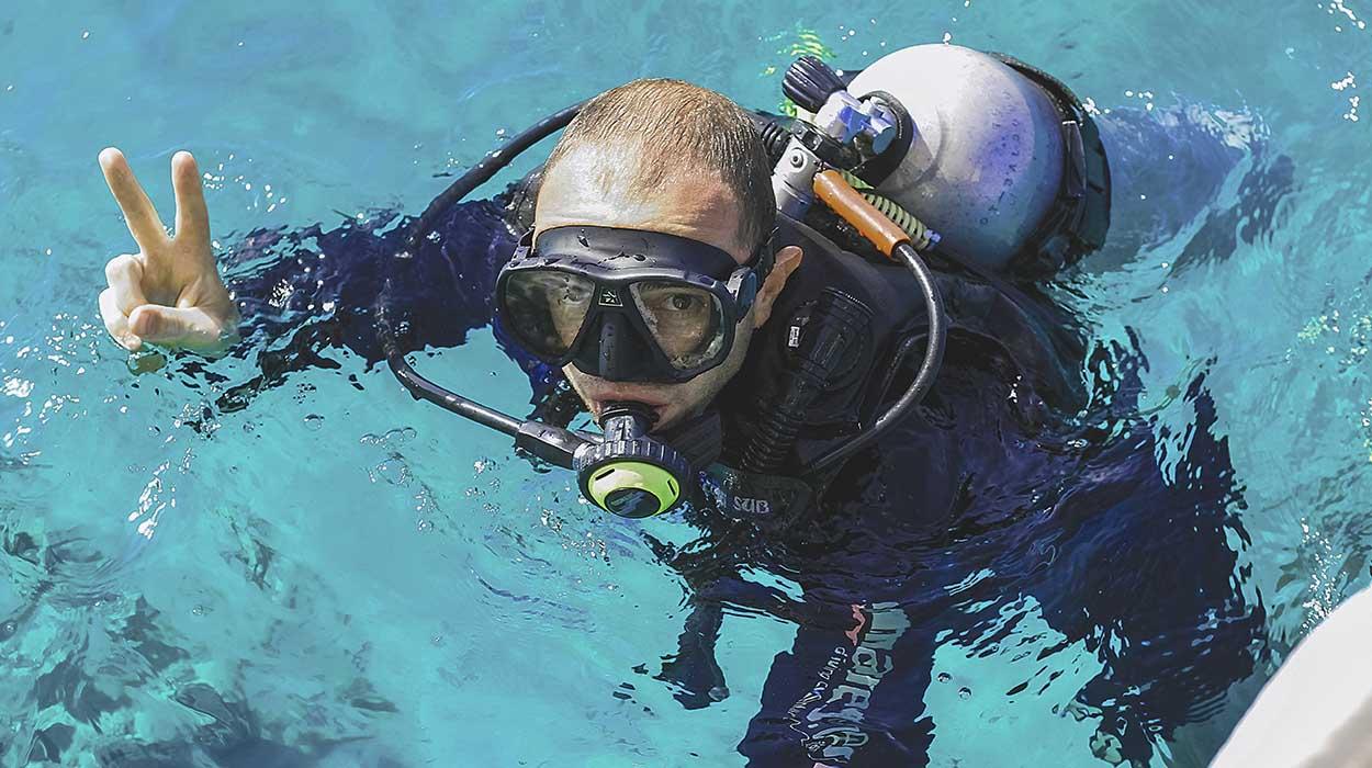 diving course in costa rica uvita