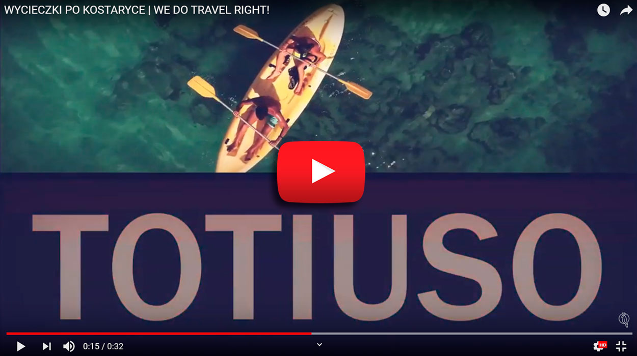 wycieczki kostaryka