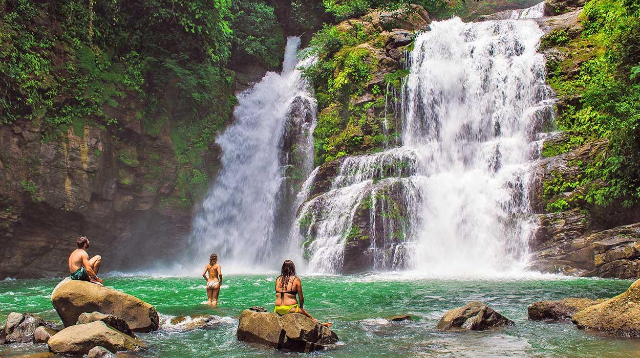 Programa de viaje a Costa Rica uvita