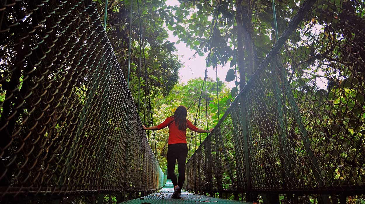 Costa Rica Round Trip private tour